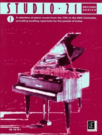 Studio 21, Série 2, Band 1 - Partition - Piano - laflutedepan.com