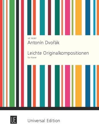 Leichte Originalkompositionen - DVORAK - Partition - laflutedepan.com