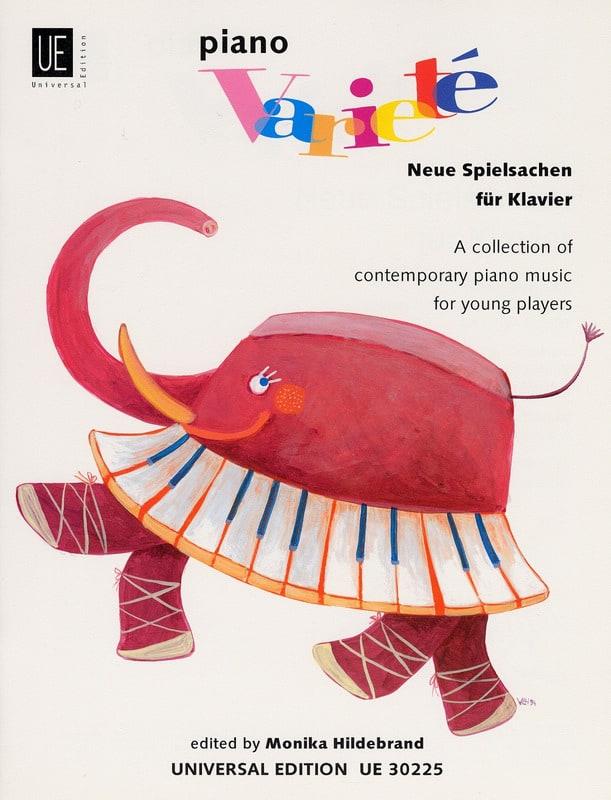 Piano Varieté - Partition - Piano - laflutedepan.com