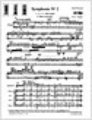 2ème Symphonie Choeur - MAHLER - Partition - Chœur - laflutedepan.com