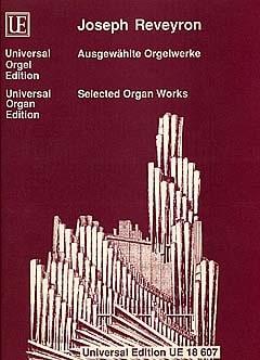 Ausgewählte Orgelwerke - Joseph Reveyron - laflutedepan.com