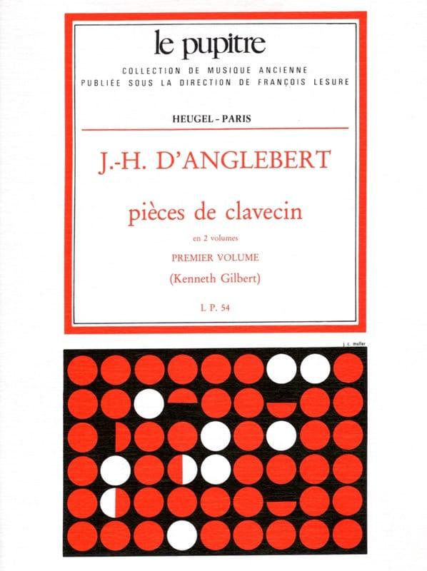 Pièces de Clavecin Volume 1 - laflutedepan.com