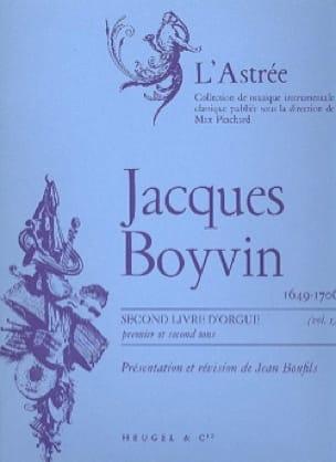 Boyvin Jacques / Bonfils Jean - 2nd Volume Book Volume 1 - Partition - di-arezzo.co.uk