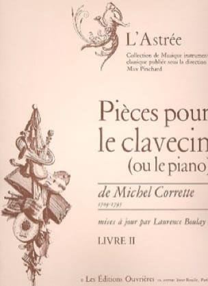 Pièces Pour Le Clavecin Livre 2 - laflutedepan.com