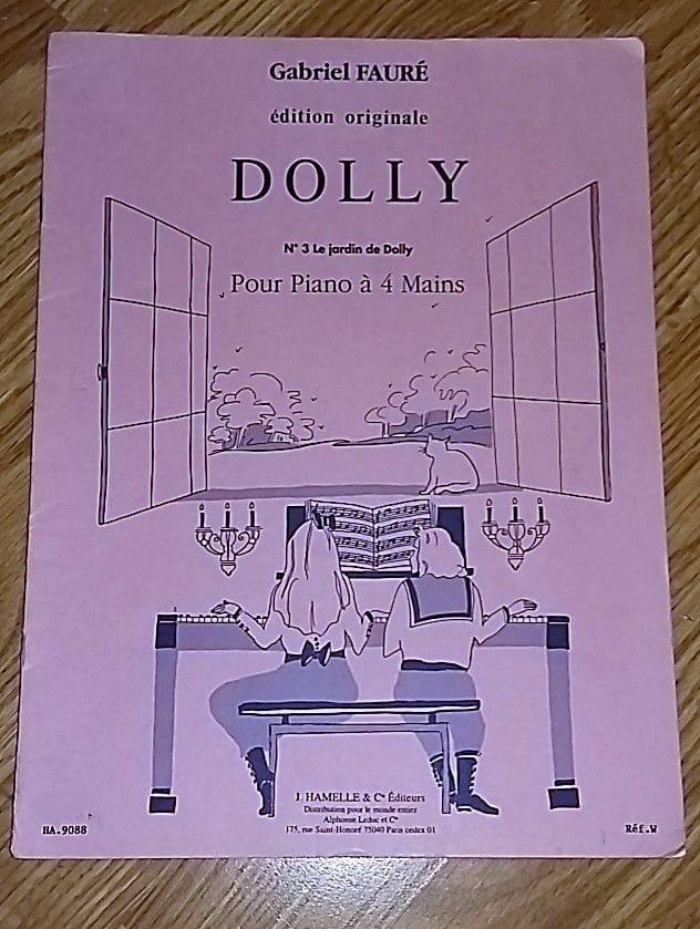 Gabriel Fauré - The Dolly Garden - Partition - di-arezzo.co.uk
