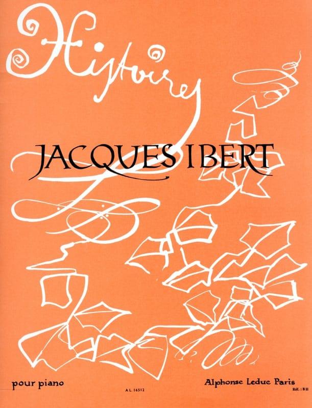Jacques Ibert - Histoires - Partition - di-arezzo.fr