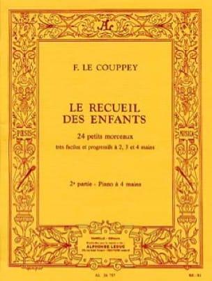 Le Recueil des Enfants Volume 2 - 4 Mains - laflutedepan.com
