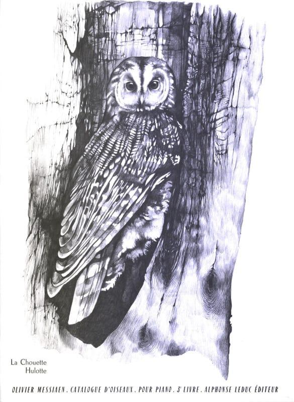 Olivier Messiaen - Catálogo de aves Volumen 3 - Partition - di-arezzo.es