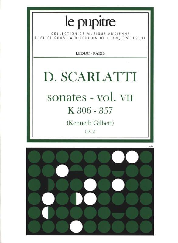 Scarlatti Domenico / Gilbert Kenneth - Complete Works Volume 7. K306 A K357 - Partition - di-arezzo.co.uk