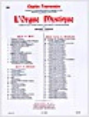 Assomption Opus 57. Orgue Mystique 35 - laflutedepan.com