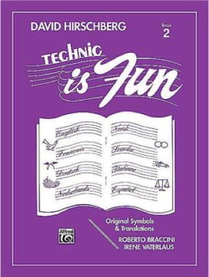 Technic is fun Volume 2 - David Hirschberg - laflutedepan.com