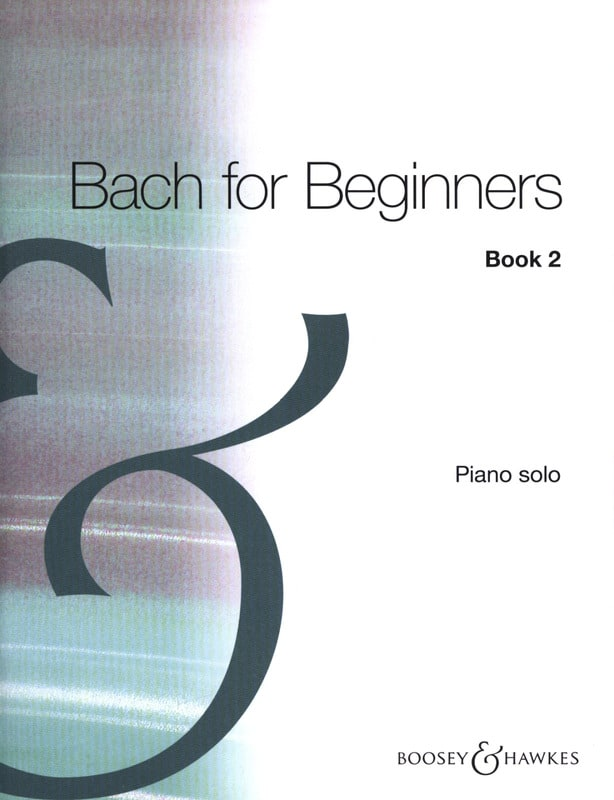 Bach For Beginners Vol 2 - BACH - Partition - Piano - laflutedepan.com