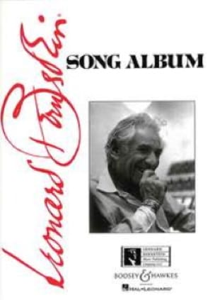 Leonard Bernstein - Song Album - Partition - di-arezzo.com