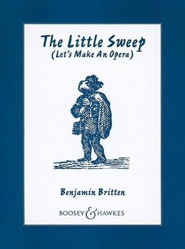 The Little Sweep Opus 45 - BRITTEN - Partition - laflutedepan.com