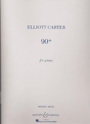 Elliott Carter - 90 - Partition - di-arezzo.es