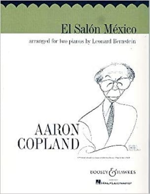 El Salon Mexico. 2 Pianos - COPLAND - Partition - laflutedepan.com