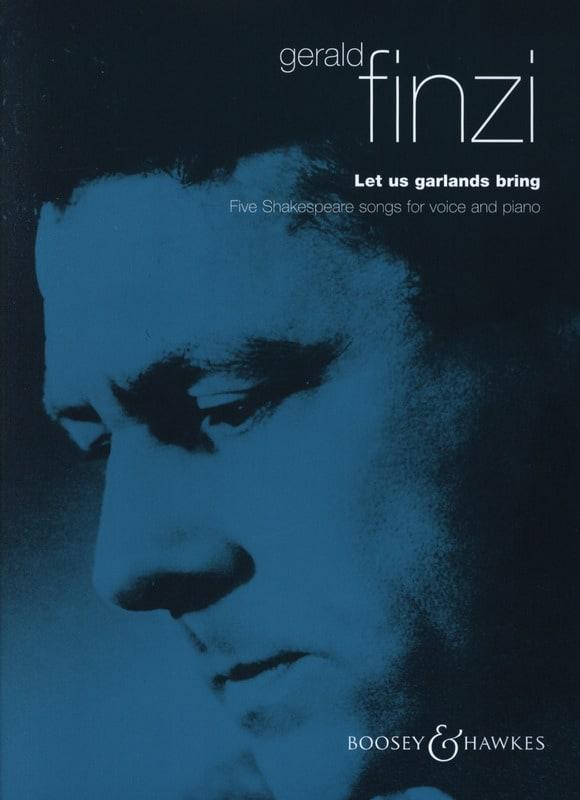 Let Us Garlands Bring Opus 18 - Gerald Finzi - laflutedepan.com