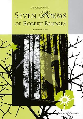 7 Poems Of Robert Bridges - Gerald Finzi - laflutedepan.com