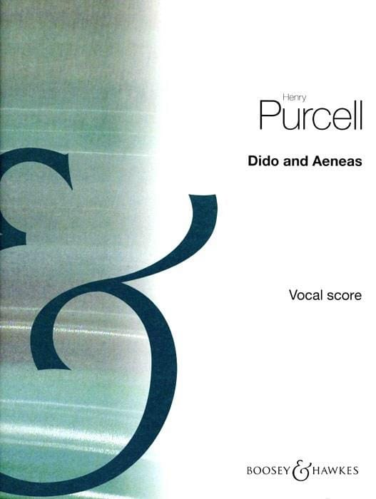 Dido Und Aeneas - Purcell Henry / Britten Benjamin - laflutedepan.com