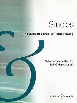 Russian School Piano Playing Studies - laflutedepan.com