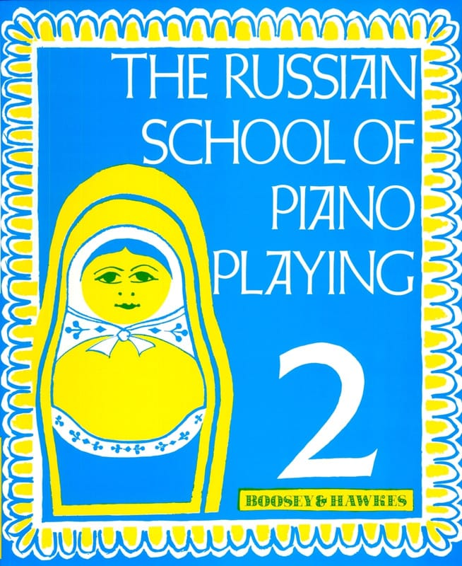 A. Nikolaev - Russian School Piano Playing Volume 2 - Partition - di-arezzo.co.uk