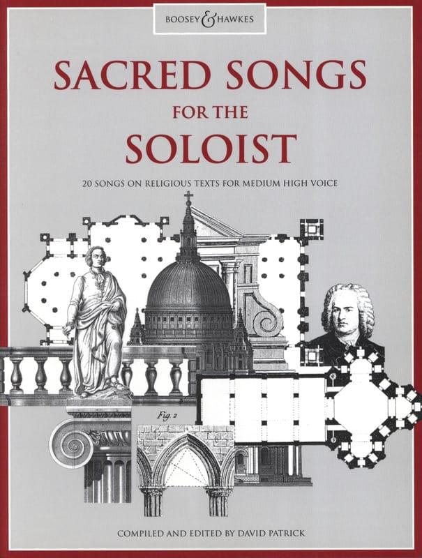 Sacred Songs For The Soloist. Voix Haute - laflutedepan.com