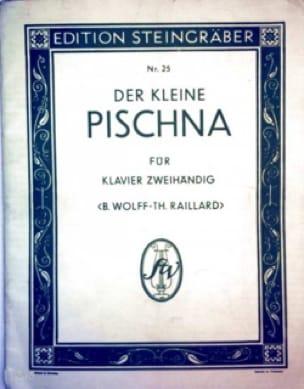 Johann Pischna - Der kleine pischna - Partition - di-arezzo.com