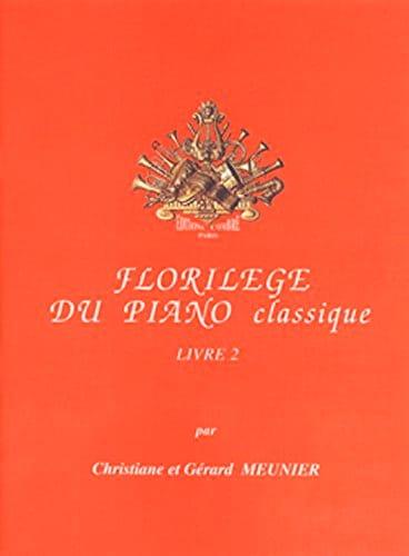 Florilège du Piano Classique Livre 2 - Divers - laflutedepan.com