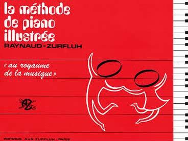 Raynaud-Zurfluh - Método de piano ilustrado - Partition - di-arezzo.es