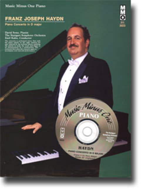 Concerto pour piano Hob 18-11 - HAYDN - Partition - laflutedepan.com
