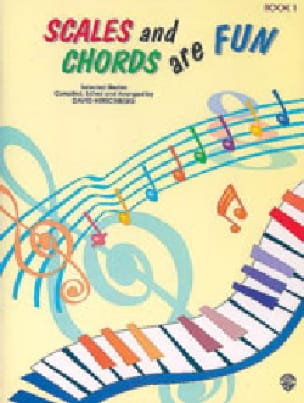 Scales And Chords Are Fun. Volume 1 - laflutedepan.com