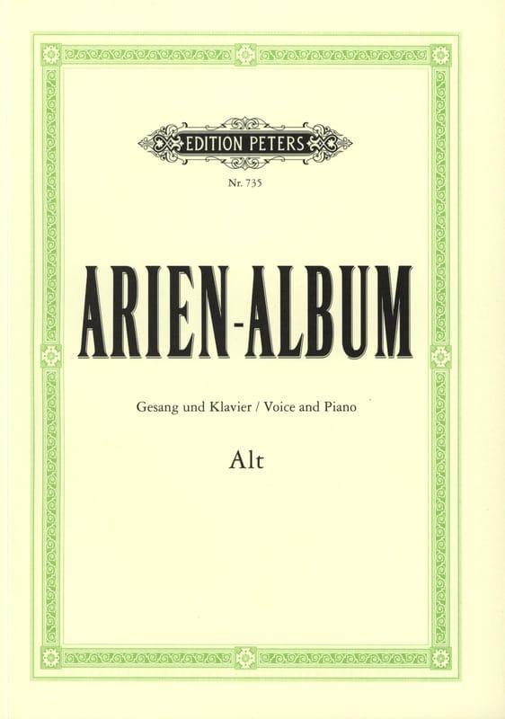 - Arien Album Alt - Partition - di-arezzo.co.uk
