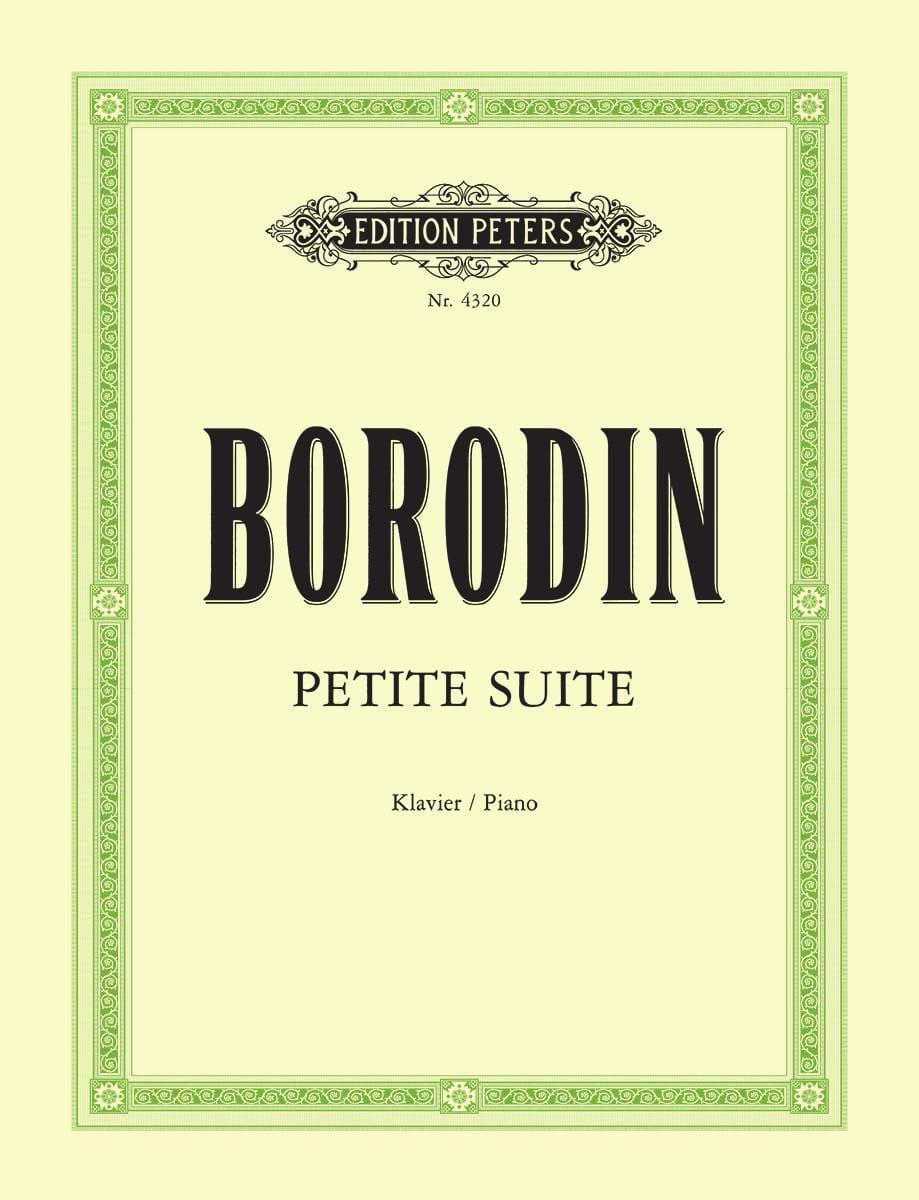 Alexandre Borodine - Small suite - Partition - di-arezzo.com