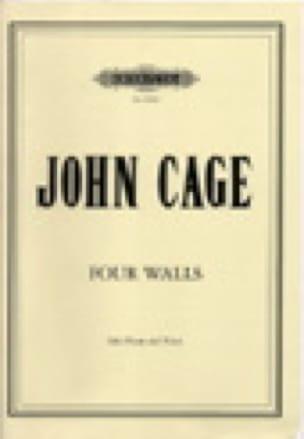 John Cage - 4 Walls - Partition - di-arezzo.com