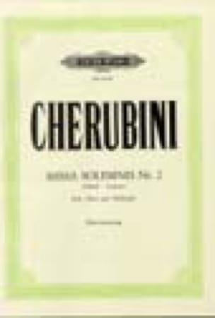 Luigi Cherubini - Missa Solemnis N ° 2 In D Minor - Partition - di-arezzo.co.uk
