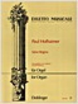 Salve Regina - Paul Hofhaimer - Partition - Orgue - laflutedepan.com