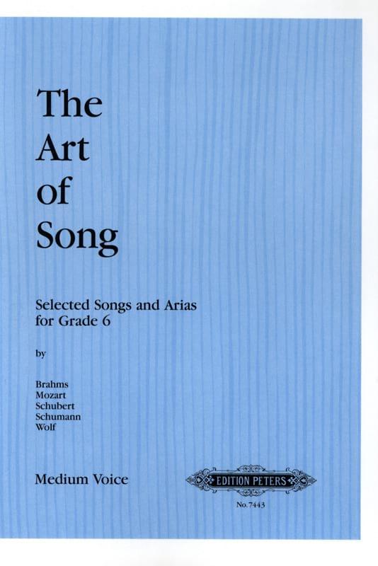 The Art of Song - Grade 6 . Medium - Partition - laflutedepan.com