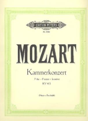Concerto Pour Piano N° 11 En Fa Majeur K 413 - laflutedepan.com