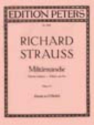 2 Militärmärsche Op. 57 - Richard Strauss - laflutedepan.com