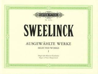Jan Pieterszoon Sweelinck - Oeuvre Pour Orgue Volume 1 - Partition - di-arezzo.fr