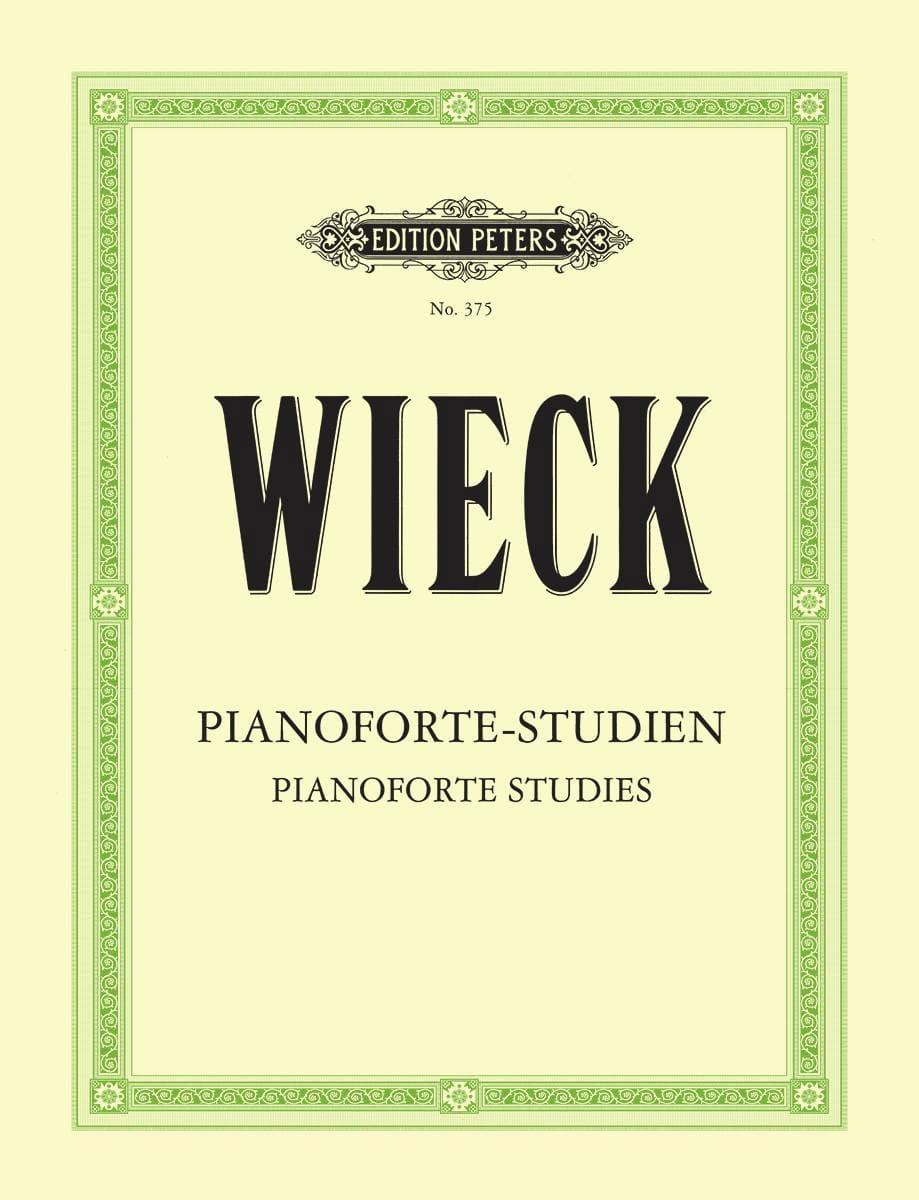 Pianoforte-Studien - (Friedrich) Wieck - Partition - laflutedepan.com
