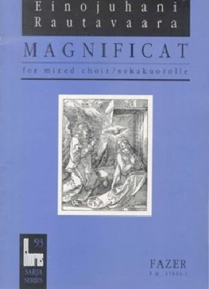 Einojuhani Rautavaara - Magnificat Ch 93 - Partition - di-arezzo.co.uk