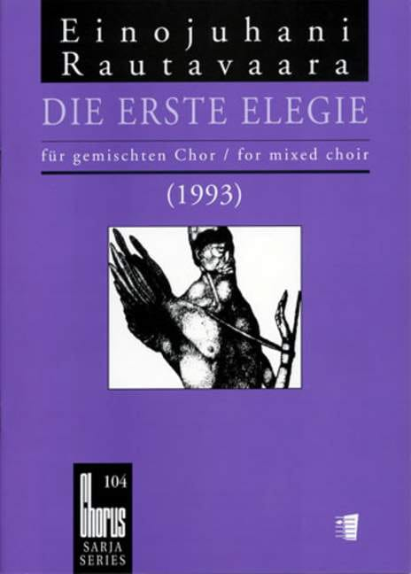 Einojuhani Rautavaara - Erste Elegie - Partition - di-arezzo.co.uk