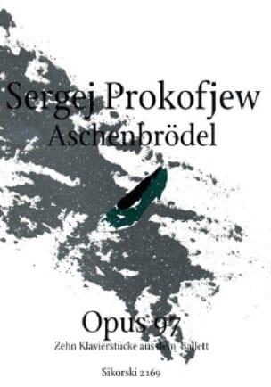 Aschenbrödel Opus 97. - PROKOFIEV - Partition - laflutedepan.com