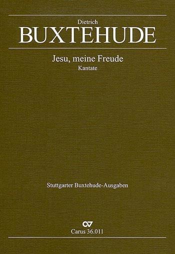 Jesu, Meine Freude Buxwv 60. - BUXTEHUDE - laflutedepan.com
