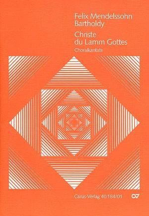 Christe, Du Lamm Gottes Opus 30 - MENDELSSOHN - laflutedepan.com