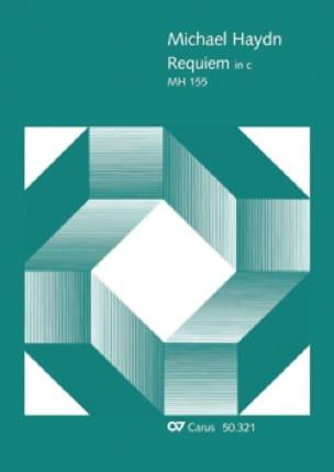 Michael Haydn - Requiem Chorus - Partition - di-arezzo.com