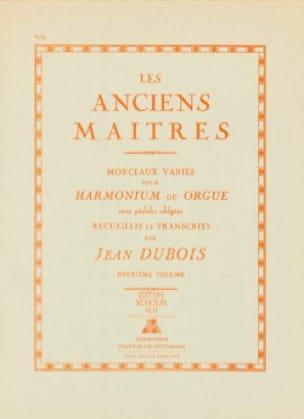 Les Anciens Maitres, Volume 2 - Partition - laflutedepan.com