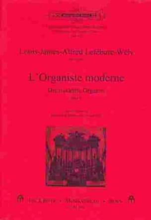 LEFÉBURE-WÉLY - The Modern Organist, Volume 2 - Partition - di-arezzo.co.uk