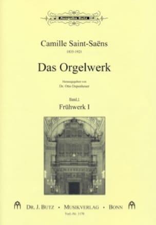 L'oeuvre D'orgue Volume 1 - SAINT-SAËNS - Partition - laflutedepan.com